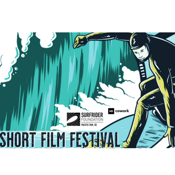 SurfRider Pacific Rim Film Festival - Nanaimo @ Cowork